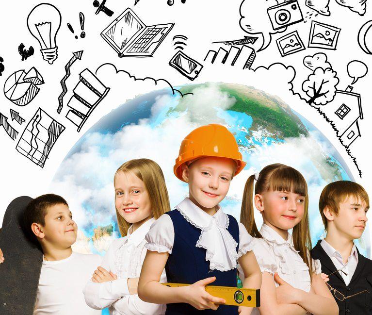 Профориентационный конкурс для школьников